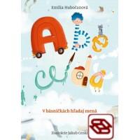 Abeceda - V básničkách hľadaj mená