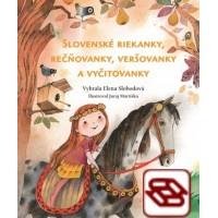 Slovenské riekanky, rečňovanky, veršovanky a vyčitovanky