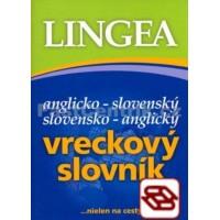 Slovensko-anglický, anglicko-slovenský vreckový slovník