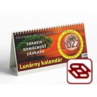 Stolový Lunárny kalendár 2022