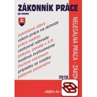 Zákonník práce po novele - Aktuálne informácie k novele od 1.7.2018
