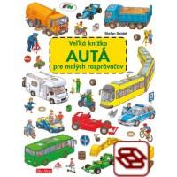 Veľká knižka - Autá pre malých rozprávačov