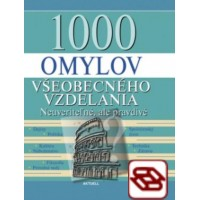 1000 omylov všeobecného vzdelania
