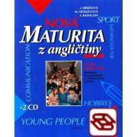 Nová maturita z angličtiny + 2 CD (úroveň B2)