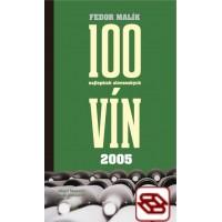 100 najlepších slovenských vín 2005