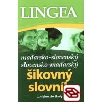 Maďarsko-slovenský a slovensko-maďarský šikovný slovník