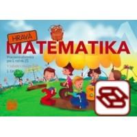 Hravá matematika 1 (1. časť) - Pracovná učebnica pre 1. ročník ZŠ