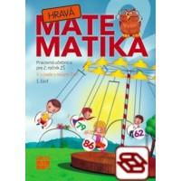 Hravá matematika 2 (1. časť) - Pracovná učebnica pre 2. ročník ZŠ