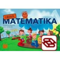 Hravá matematika 1 (2. časť) - Pracovná učebnica pre 1. ročník ZŠ