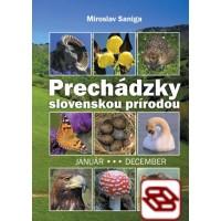 Prechádzky slovenskou prírodou - Január * * * December